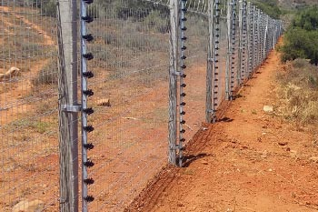 Fencing for industry
